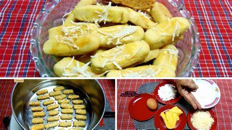 Membuat Kue Kering Tanpa Menggunakan Oven | cara membuat kastengel menggunakan panci pengukus kue