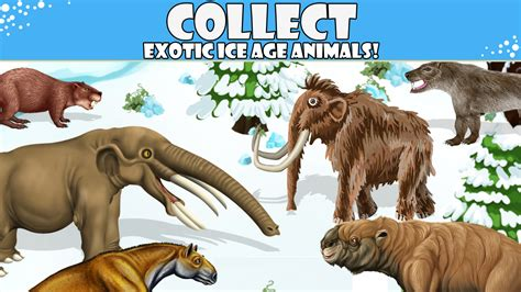 animal during great ice age mammoth world ice age animals android apps on google play