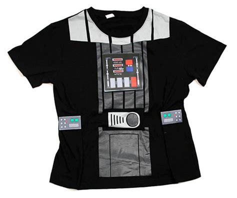 Tshirt Darth Vader light up darth vader t shirt