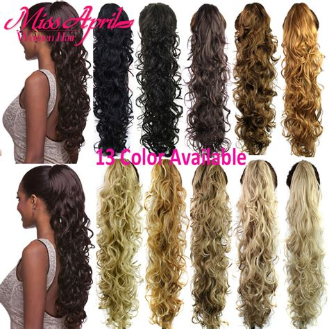 Hairclip Revo Curly 75cm 75cm magic curly ponytail hairpieces false hair tails 220g artificial synthetic tress drawstring