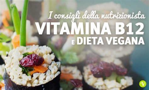 mielina e alimentazione come evitare la carenza di cobalamina nella dieta vegana