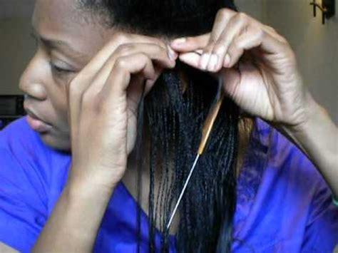 pictures if braids with yaki hair tutorial installing micro braids with human hair youtube