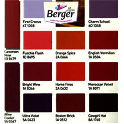 berger paint colors berger paints interior colour chart berger paints jamaica colour berger