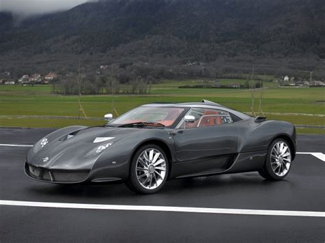zagato cars spyker c12 zagato photo gallery