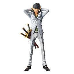 New King Of Artist Zoro Zorro Aif612 one roronoa zoro king of artist white ver banpresto myfigurecollection net