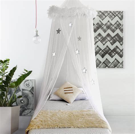 Mosquito Net Curtains Bed Canopy Mosquito Net Curtains With Feathers And Moski Net