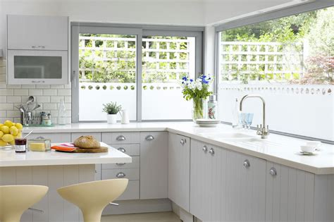 kitchen window ideas pictures kitchen makeovers made simple huffpost uk