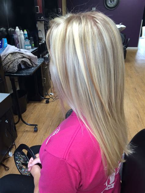 long blonde hair with dark low lights new best blonde hairstyle ideas with lowlights