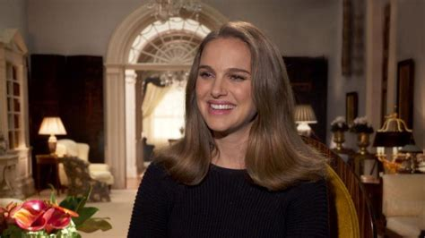The Natalie Portman Is Scary by Exclusive Natalie Portman Reveals The Scary Obstacle