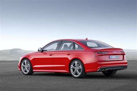 Audi 2015 S6 by Audi Reveals 2015 S6 And Rs6 Avant