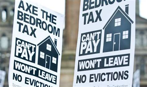 Bedroom Tax Scotland No Bedroom Tax If Scotland Stays In The Uk Uk News