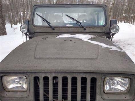 94 Jeep Wrangler For Sale 94 Yj Wrangler Classic Jeep Wrangler 1994 For Sale