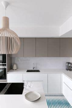 two tone küche de la couleur sur le gris juliaalena home