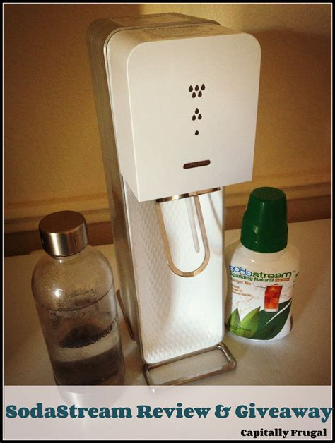 Sodastream Giveaway - review giveaway sodastream soda maker