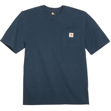 t shirt carhartt logo carhartt k87 pocket t shirt gempler s