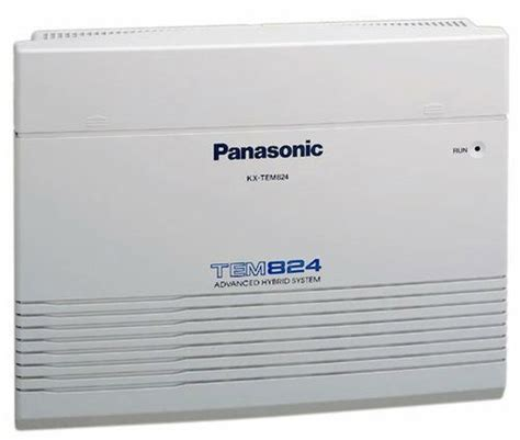 Dealer Pabx Panasonic Kx Tes824 7 pbx system with 24 port extensions panasonic kx tem824