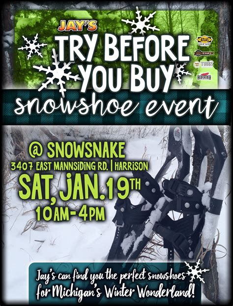 Try Before You Buy Sandals by Try Before You Buy Snowshoes S Sporting Goods