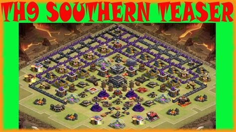 coc base 7th hd image dawnload songs in quot clash of clans amazing th9 war base 3