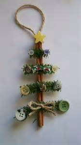 cinnamon stick ornament diy christmas pinterest