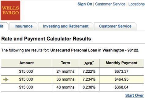 wells fargo auto loans loans