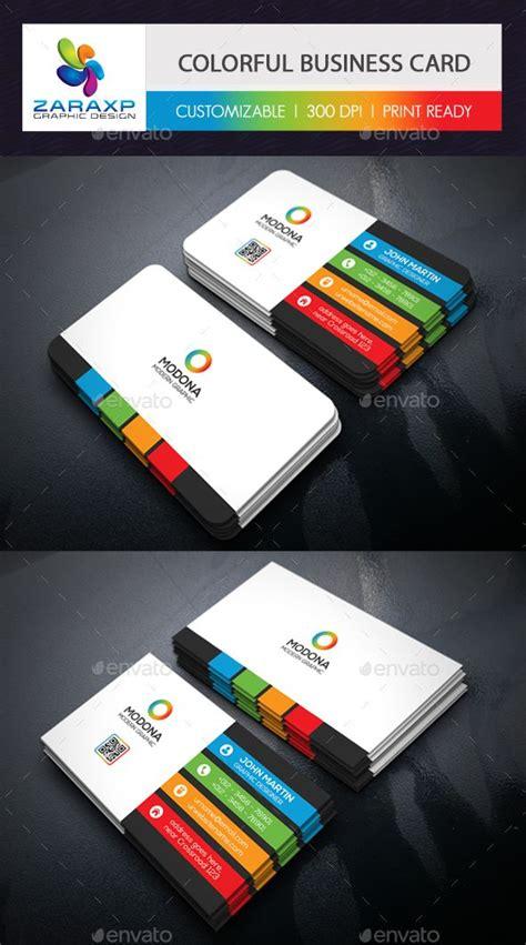Business Card Template Https Brandpacks Wxqzx by Colorful Business Card Photoshop Psd Business Cards
