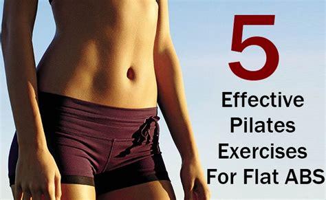 effective pilates exercises  flat abs bodybuilding