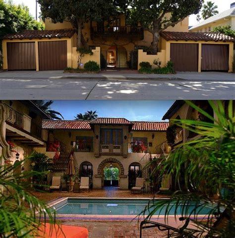 full house the apartment melrose place tv show apts el pueblo apartments 4616