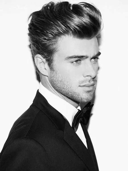 mens hairstyles pulled forward 70 modern hairstyles for men fashion forward impression70