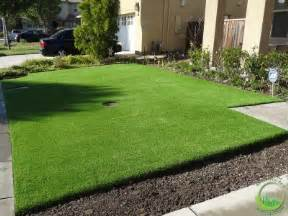 artificial grass front yard better than real artificial grass synthetic grass