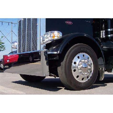 kenworth w900 bumper with lights big rig chrome shop semi truck chrome shop truck