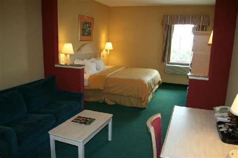 comfort suites conway sc our large king suite picture of comfort suites at the