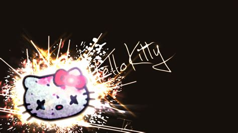 wallpaper hello kitty black and pink hello kitty black and pink wallpaper 60 images