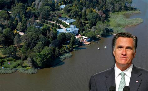 ron perlman house romney trounces obama s fundraising total as htons super rich donate millions