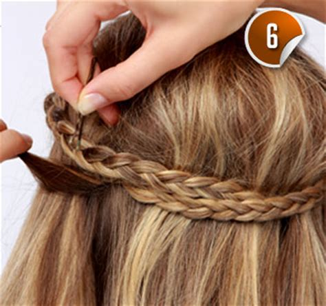 scottish braid the easy braid scottish hairstyle fashion for hair with volume