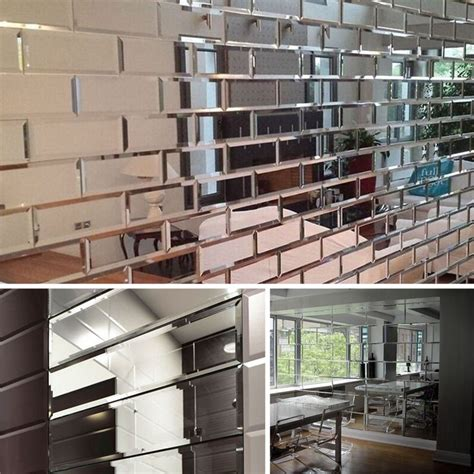 mirror tiles for bathroom walls 1000 ideas about mirror wall tiles on pinterest mirrors