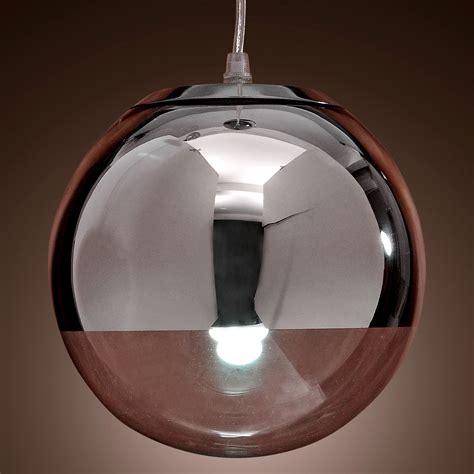 Lampe suspension plafonnier luminaire lustre design verre