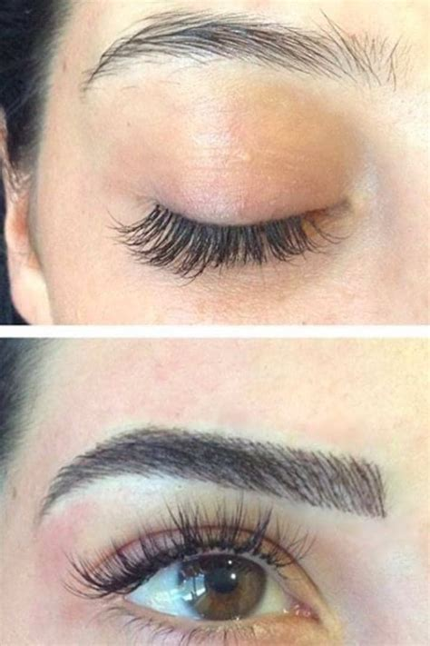 tattoo eyebrows on black skin only best 25 ideas about tattooed eyebrows on pinterest