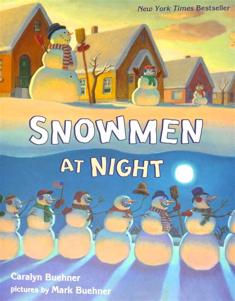 themes of book night book club week 18 snowmen at night