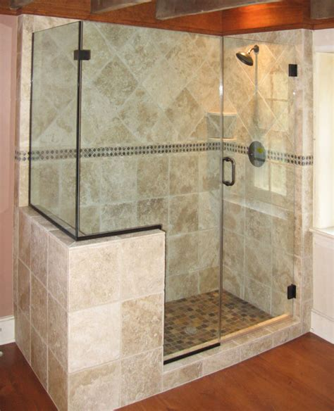 Small Shower Ideas For Small Bathroom by Shower Enclosures Alderfer Glass Www Alderferglass Com