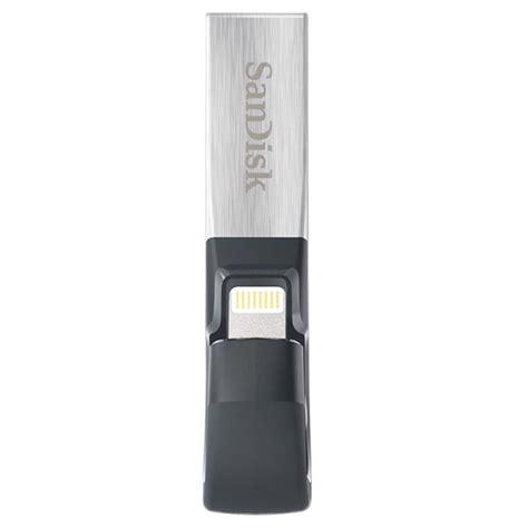 Sandisk Ixpand Flash Drive Lightning Usb 3 0 Sdix30n sandisk ixpand lightning usb 3 0 flash drive 32gb