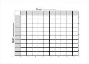 printable football square templates pdf creative template