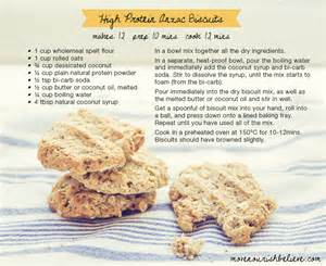 recipe of the week healthy anzac biscuits move nourish believe
