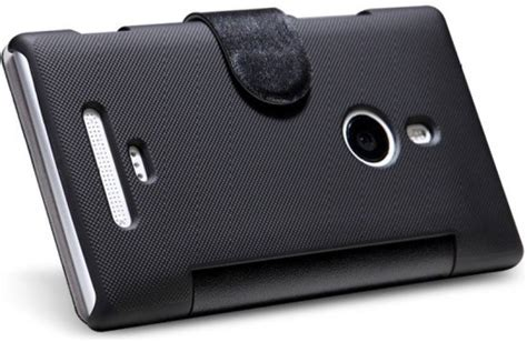 nillkin flip cover for nokia lumia 925 nillkin