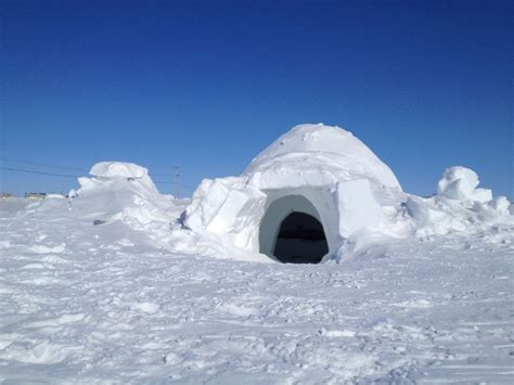 igloo house igloos houseporn ca