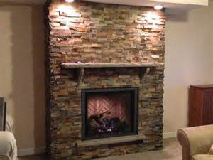 stone gas fireplace glory neutral stone fireplace mantel design and likable