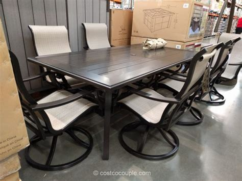 Sling Set 7 sunvilla 7 sling dining set