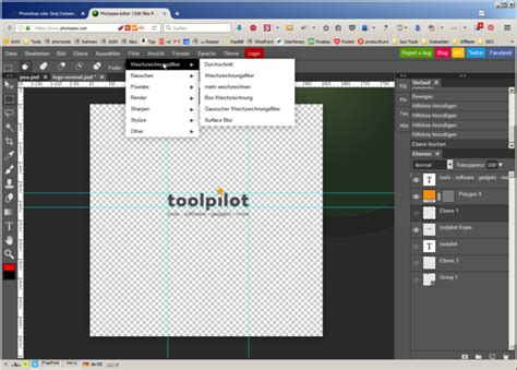 Kostenlose Bad Design Tool by Kostenlose Photoshop Alternative F 252 R Anf 228 Nger Toolpilot De