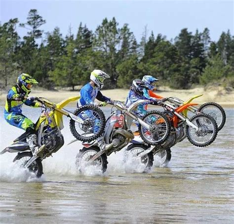 can you ride a motocross bike on the road friends that ride together will have the most fun