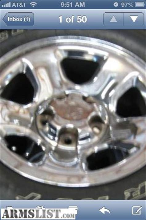 dodge ram tires and rims for sale armslist for sale trade dodge ram 1500 truck wheels 5