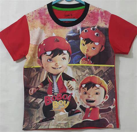 Boy And Berkualitas baju anak boboiboy boy 1 6 grosir eceran baju anak